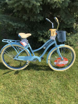 Brand New Huffy 26 Inch Adult Women's Cruiser Bike Never Used for Sale in Orland Park, IL