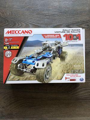 Meccano Robotics! 🚙 for Sale in Clovis, CA