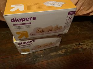 New born diapers for Sale in Philadelphia, PA