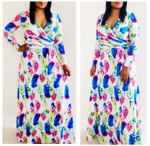 Wrap Maxi Dress for Sale in Fort Washington, MD