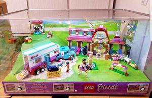 Lego Friends Light Up Store Display Case Sets Lot 41123, 41125, 41126 for Sale in Orange City, FL