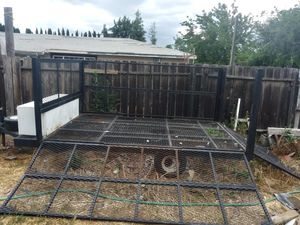 Heavy Duty Utility Trailer-$4,000 OBO for Sale in Stockton, CA
