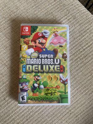 Super Mario Bros Deluxe for Sale in Aurora, CO