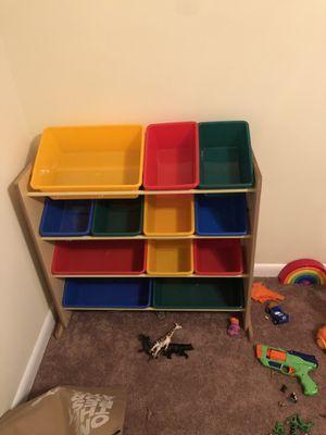 Kids toy organizer for Sale in Washington, DC