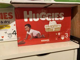 Huggies Little Snugglers for Sale in Seaside,  CA