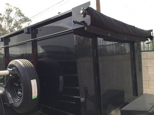 8x14x4 DUMP TRAILER for Sale in Apple Valley, CA