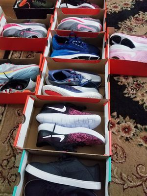 NIKE women shoes size 5,6,6.5,7,9,11 for Sale in Lodi, CA