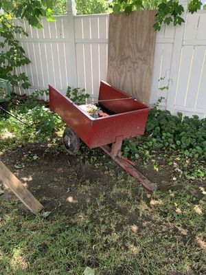 Lawn mower utility trailer for Sale in Salem, NH
