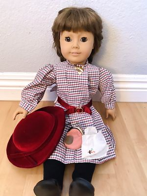 "American Girl Doll • Retired white body Samantha with ""Meet"" outfit for Sale in Yorba Linda, CA"