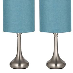 Set Of 2 Modern Lamps for Sale in Columbia, PA