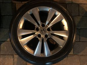 Honda Accord Rims & Tires for Sale in Homestead Base, FL