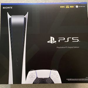 PlayStation 5 Digital Edition for Sale in Centreville, VA