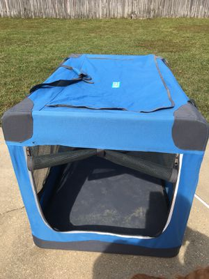 Collapsible soft sided Dog Crate for Sale in Milton, FL
