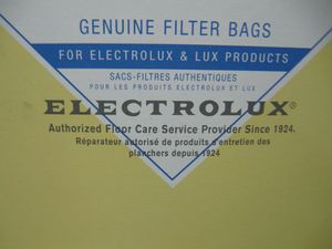 Electrolux vacuum bags Style U Pack of 24 NEW IN BOX will ship for Sale in San Diego, CA
