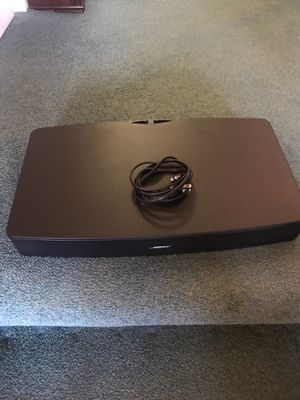 Bose Solo TV Sound System for Sale in Falls Church, VA