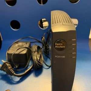 Toshiba Cable Modem PCX1100 DOCSIS for Sale in Mission Viejo, CA
