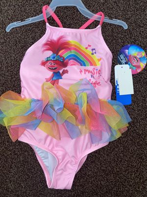 Trolls swimsuit for Sale in Spring Valley, CA