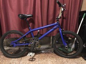Mongoose bmx matte blue bike for Sale in Los Angeles, CA