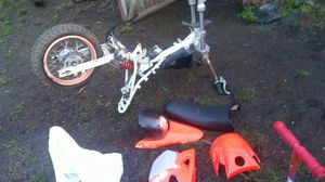 Dirt bike frame for Sale in Vancouver, WA