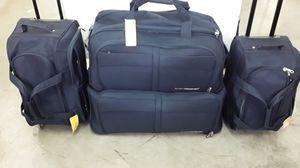 TSA ACCEPTED 4 PIECE TWO WHEELS DUFFEL BAG SET for Sale in Hallandale Beach, FL