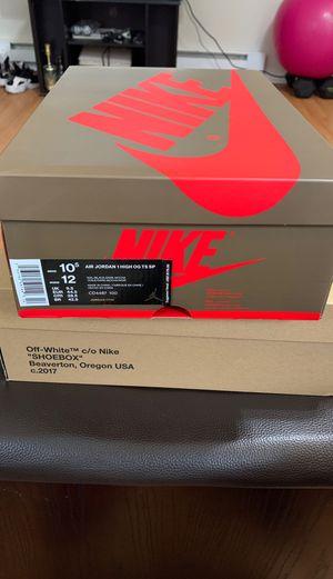 Jordan 1 TS high OG for Sale in Philadelphia, PA