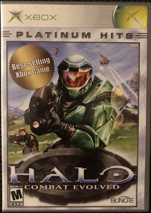 Halo (XBOX - Like New) for Sale in Daniels, MD
