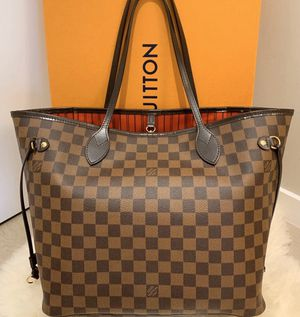 Authentic Louis Vuitton Neverfull MM for Sale in Portland, OR