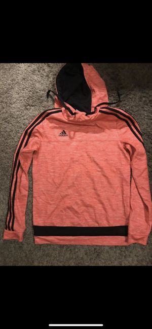 Woman's Adidas hoddie size small for Sale in Lake Elsinore, CA