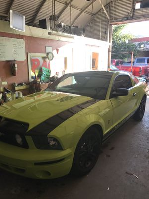 2007 Ford Mustang for Sale in Dallas, TX