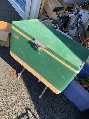 Vintage Coleman Cooler for Sale in Washougal, WA