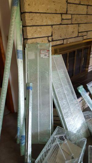 Metal Shelving 40+ New Pieces for Sale in Santa Cruz, CA