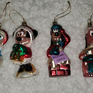 Disney Energizer Christmas Ornament Collection for Sale in Riverview, FL
