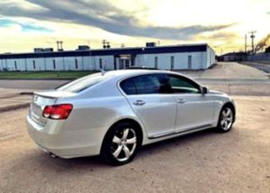 2OO7 Lexus 3.5L V6 GS350 ➤➤ for Sale in Sacramento, CA