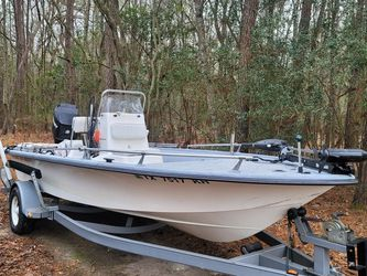 2007 Kenner 17 1/2 Excellent Condition 4 Stroke Merc Everything Works for Sale in Houston,  TX