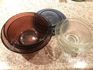 Pyrex nesting bowls for Sale in Artesia, CA