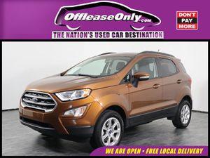 2018 Ford EcoSport for Sale in Miami, FL