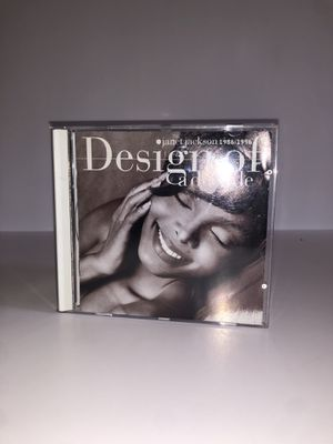 Janet Jackson: The Design of a Decade - CD for Sale in Murray, KY