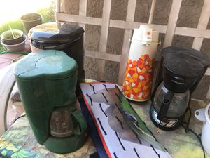 Coffee Pots for Sale in Moreno Valley, CA