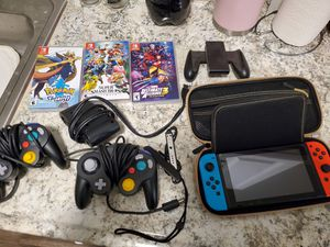 Nintendo switch trade for ps4 pro or gopro max for Sale in Hemet, CA