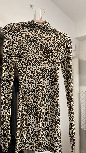 Cheetah fitted dress for Sale in Davie, FL