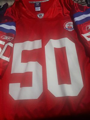 New England Patriots 50th Anniversary vintage XL Jersey for Sale in Austin, TX