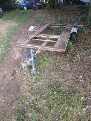 Utility Trailer, tilt bed for Sale in Luray, VA