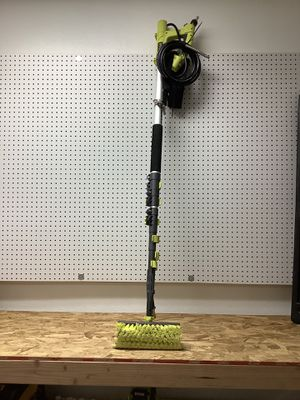 RYOBI 18 ft. Extension Pole with Brush for Pressure Washer for Sale in Riverside, CA