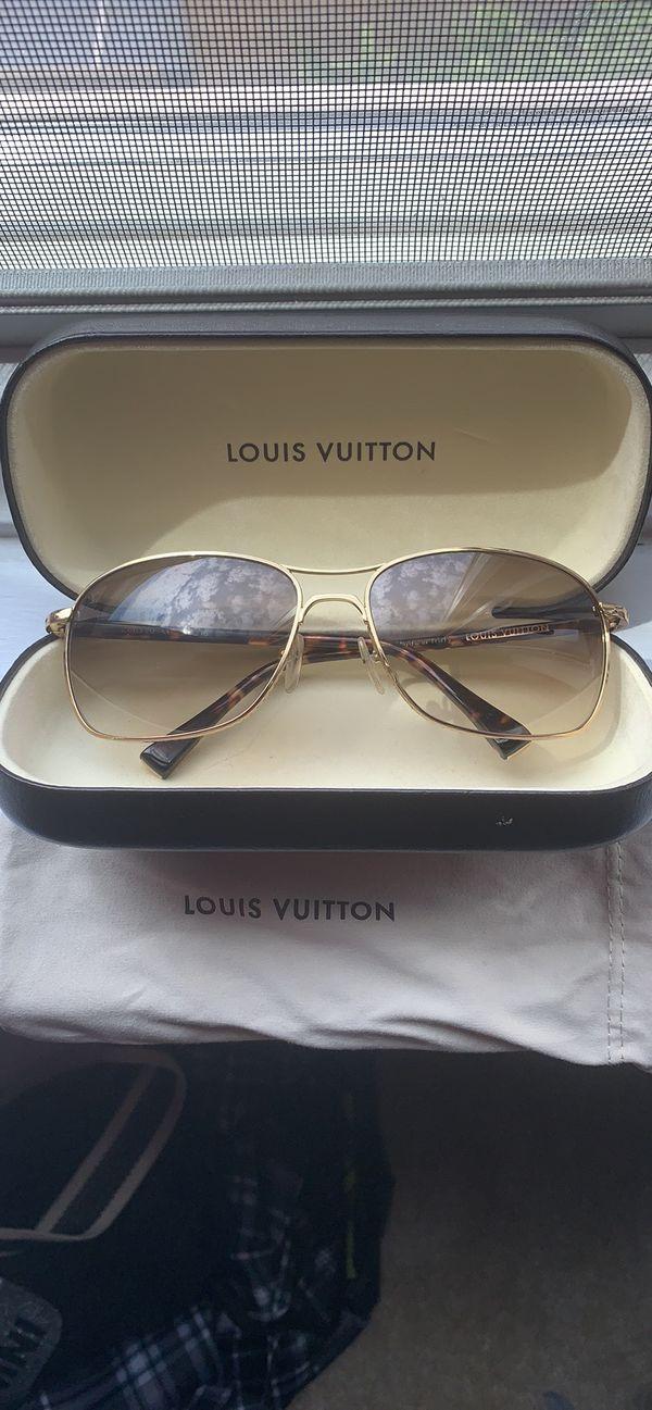 Authentic Louis Vuitton Sunglasses