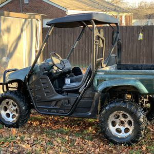 2007 Yamaha Rhino 660 Quad boss 4x4 for Sale in Nashville, TN