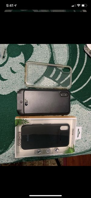 IPhone X cases for Sale in Gaithersburg, MD