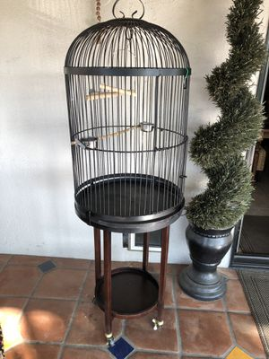 Bird Cage $50 for Sale in Escondido, CA