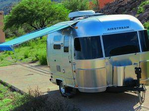 Very clean. 2008 Airstream Breeze 4WDWheels Clean for Sale in Santa Ana, CA