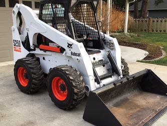 Bobcat 2005, S250 Skid Steer for Sale in Issaquah,  WA