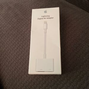 Apple AV Adapter for Sale in Waterbury, CT